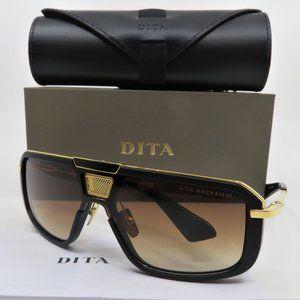 Dita MACH EIGHT DTS400-A-01 Black/Gold/Titanium